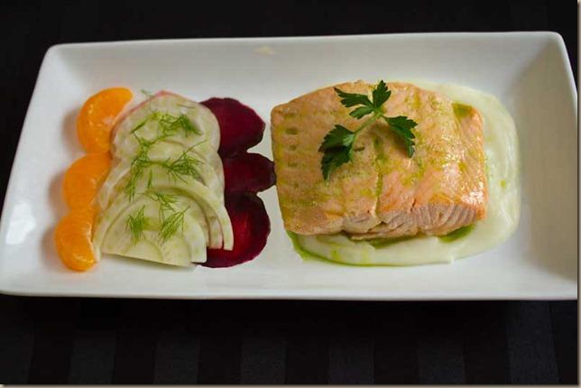 salmon-confit