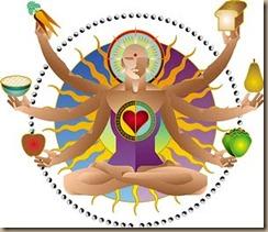 yoga of food