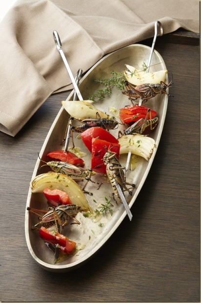 grasshopper shish ka bobs