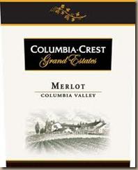 columbia crest merlot
