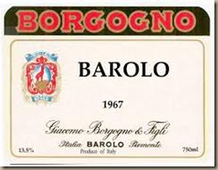 barola borgogno