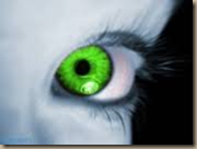 green eyed monster