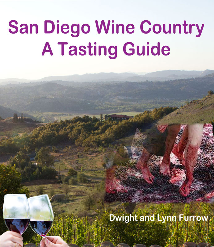 Wine Guide to San Diego at Amazon