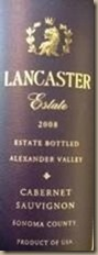 lancaster estate