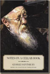 notes on a cellar book