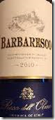 rosa dell oro barbaresco