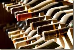 cellared wine