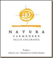 natura carmenere