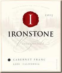 ironstone cab franc