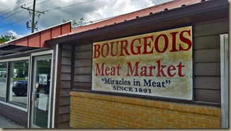 bourgeois meat market