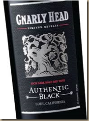 gnarly head authentic black