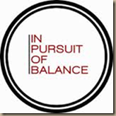 in pursuit of balance