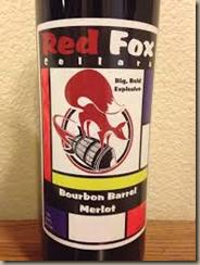 red fox merlot