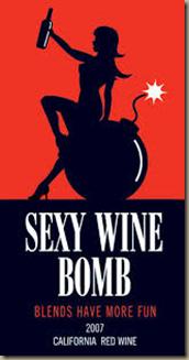 sexy wine bomb
