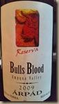 bulls blood