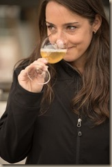 female winemaker