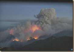 fires in oregon
