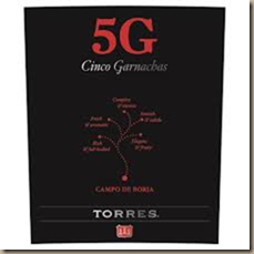 torres, garnacha, red wine, review