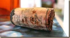 wine cork old
