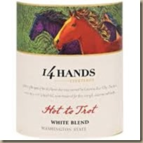 14 hands hot to trot