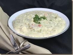 caulflower soup