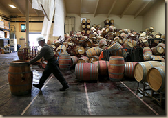 cleaning barrels