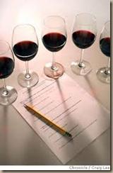 wine exam