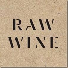 raw wine