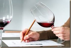 wine writing