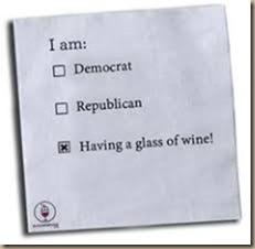 wine and politics