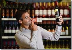 wine drinking rut