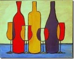 wine as art